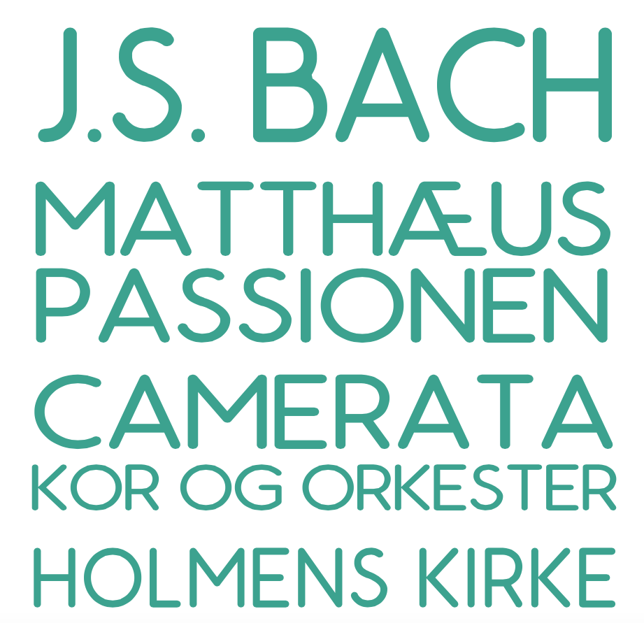 Logo Matthæuspassion